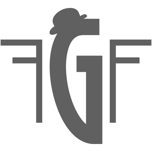 Greenwood Film Festival Grey Logo